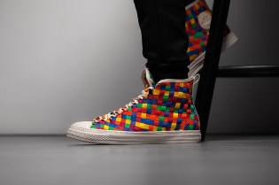 A Closer Look at the Converse 2014 Holiday Chuck Taylor All Star Color Weave Collection