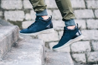 A Closer Look at the FEIT Bio Trainer Mid Suede