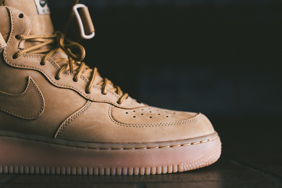 nike air force 1 mid wheat sale