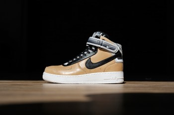 """A Closer Look at the Nike + R.T. Air Force 1 """"Triangle Offense"""" Collection"""