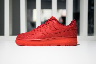 "A Closer Look at the Nike WMNS 2014 Holiday Air Force 1 ""City"" Collection"