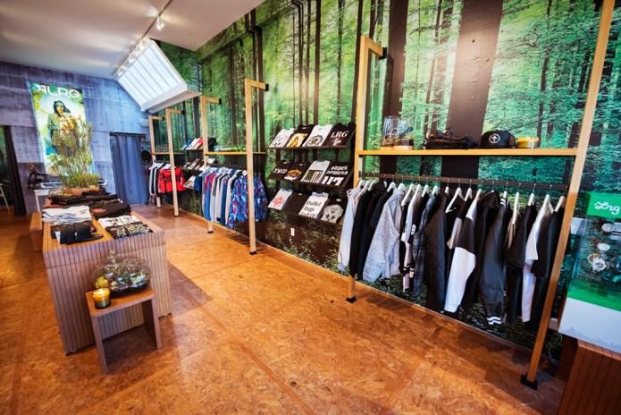 A Closer Look Inside the LRG Pop-Up Shop