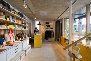 A Closer Look inside the New Monocle Store and Office