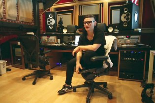 A Day in the Life: Skrillex Takes a Break from Touring