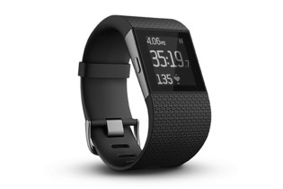 A First Look at the Fitbit Surge Smartwatch