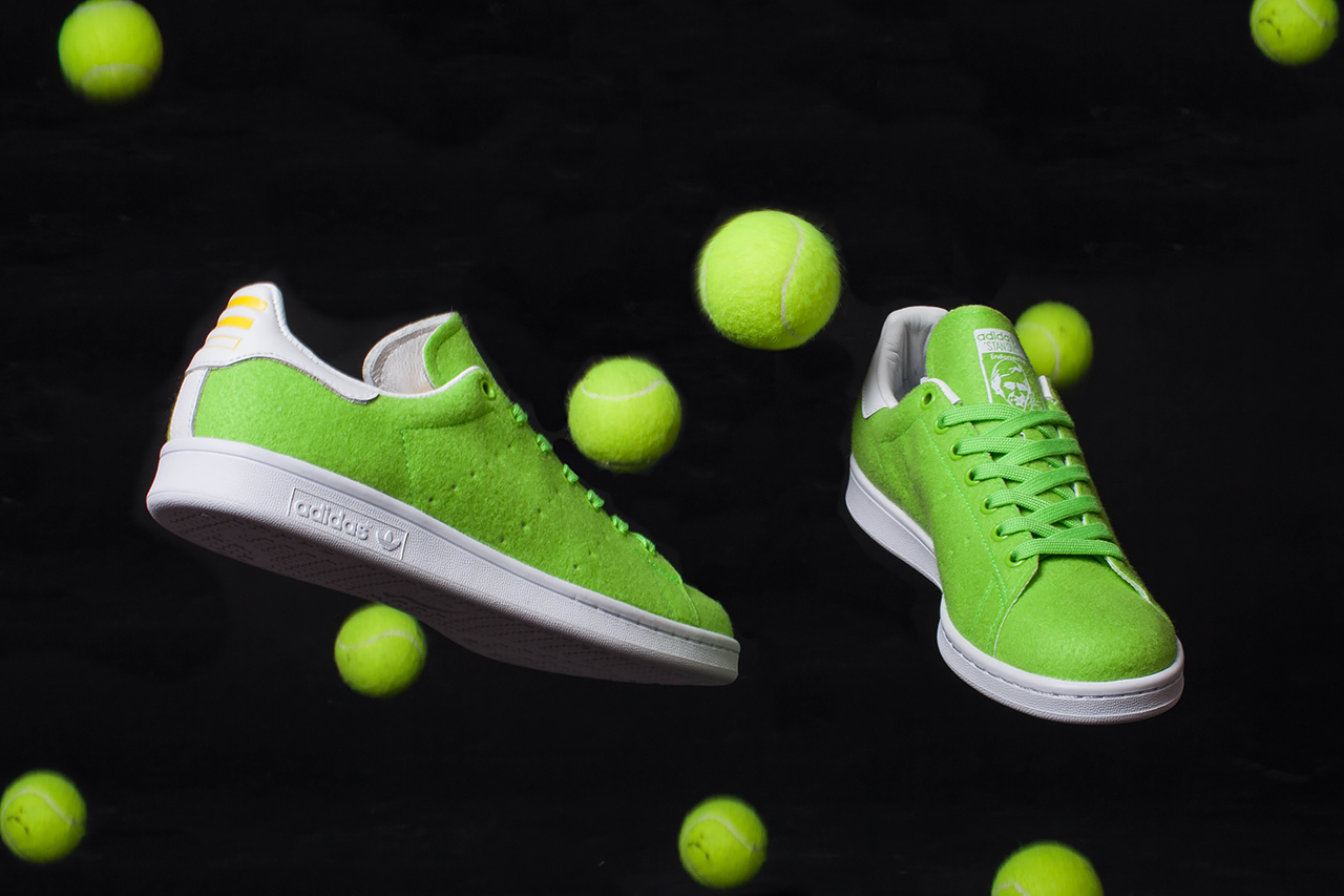 "Pharrell x adidas Originals Stan Smith ""Tennis"""