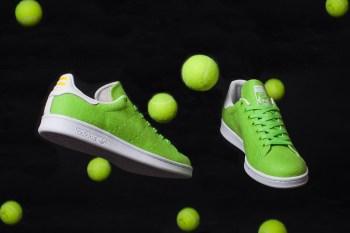 "Pharrell x adidas Originals Stan Smith ""Tennis"""