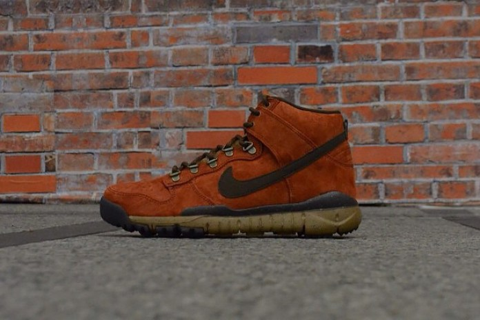 A First Look at the Poler x Nike SB Dunk High OMS