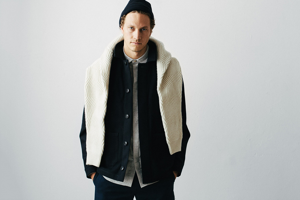 "A Kind of Guise 2014 Fall/Winter ""StudioLooks"" Lookbook"