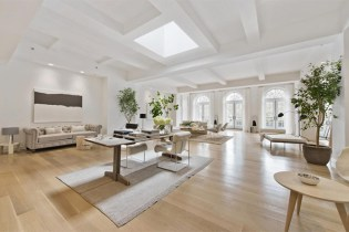 A Look Inside Jennifer Lopez's $22 Million USD Flatiron Apartment