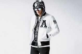 AAPE by A Bathing Ape 2014 Fall Lookbook