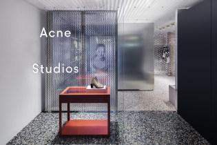 Acne Studios Hong Kong Store Opening