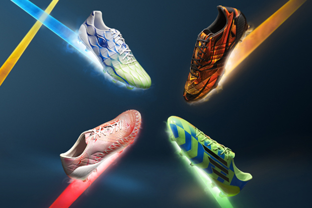 adidas Brings Crazylight Technology to its Predator, 11pro & Nitrocharge Football Boots