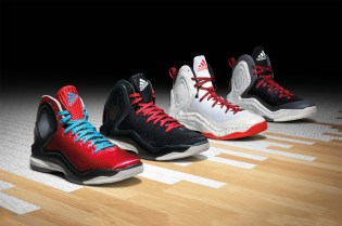 "adidas D Rose 5 Boost ""Home"" & ""Alternate Away"""