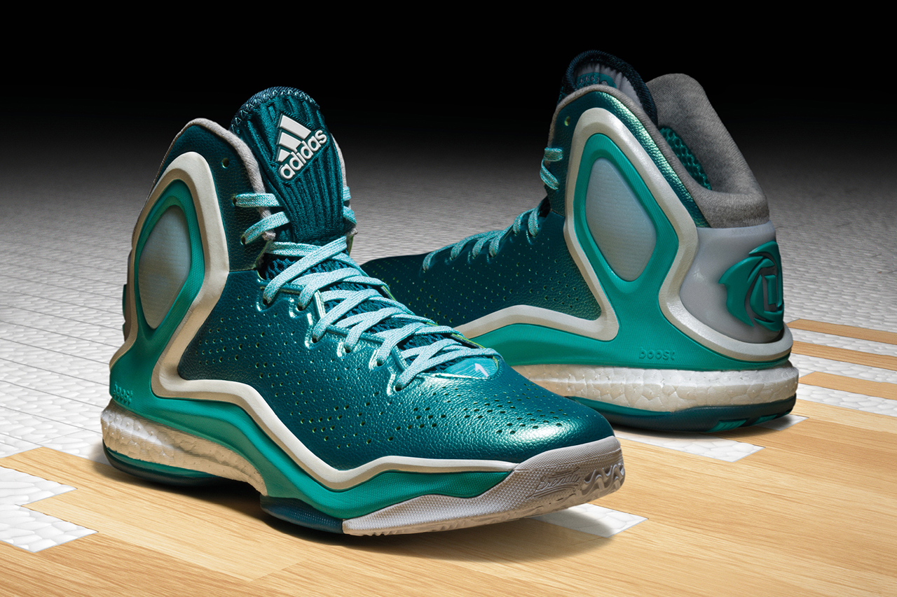 """adidas D Rose 5 Boost """"The Lake"""""""