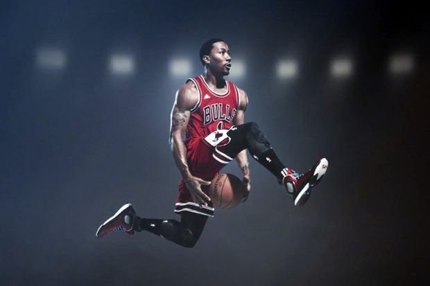 adidas Debuts D Rose 5 Boost Video