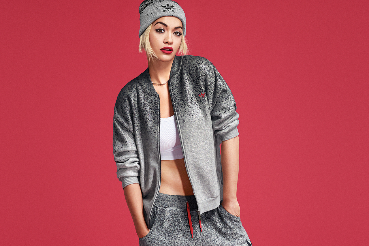 "adidas Originals by Rita Ora Fall/Winter 2014 ""Roses"" and ""Spray"" Packs"