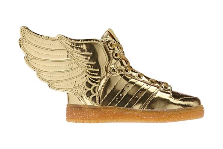 adidas Originals by Jeremy Scott JS WINGS 2.0 Gold