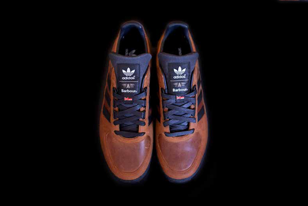 adidas Originals x Barbour 2014 Fall/Winter Collection