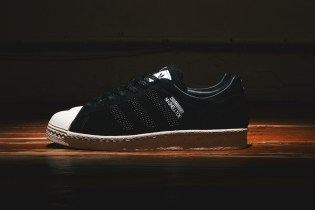 adidas Originals x NEIGHBORHOOD 2014 Fall/Winter Shelltoe