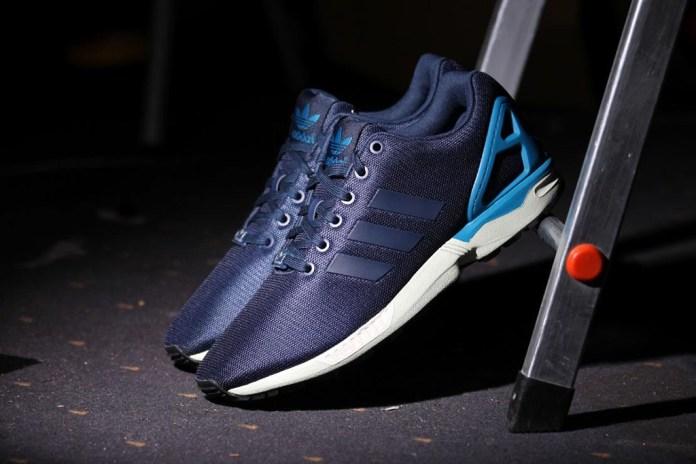 adidas Originals ZX Flux Dark Blue/Hero Blue