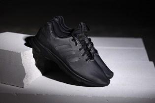 "adidas Originals ZX Flux NPS ""Triple Black"""