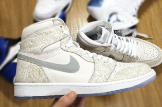 "Air Jordan 1 Laser ""30th Anniversary"" Preview"