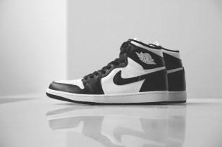 Air Jordan 1 Retro High OG Black/White