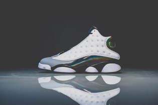 "Air Jordan 13 Retro ""Tropical Teal"""