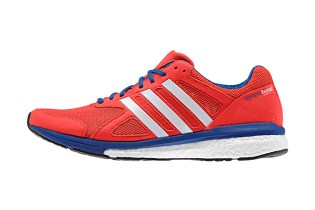 AKTIV x Adidas Boost Running Charity Capsule Collection for the 2014 NYC Marathon