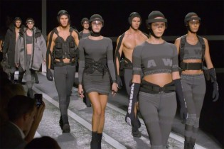 Alexander Wang x H&M Debuts on the Runway in New York
