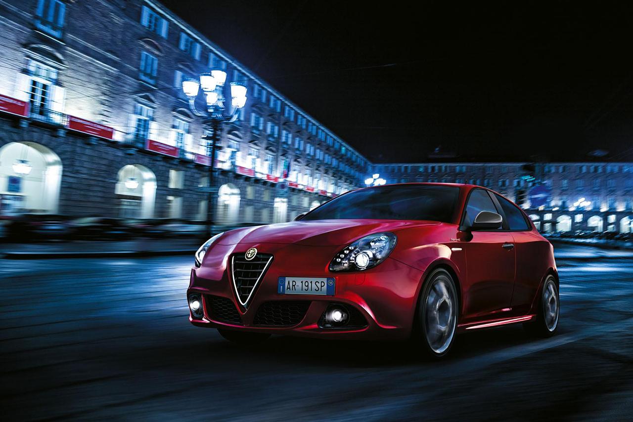 Alfa Romeo Unveils the Giulietta Sprint