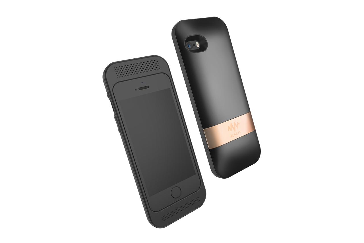 Amp Audio iPhone Speaker Case