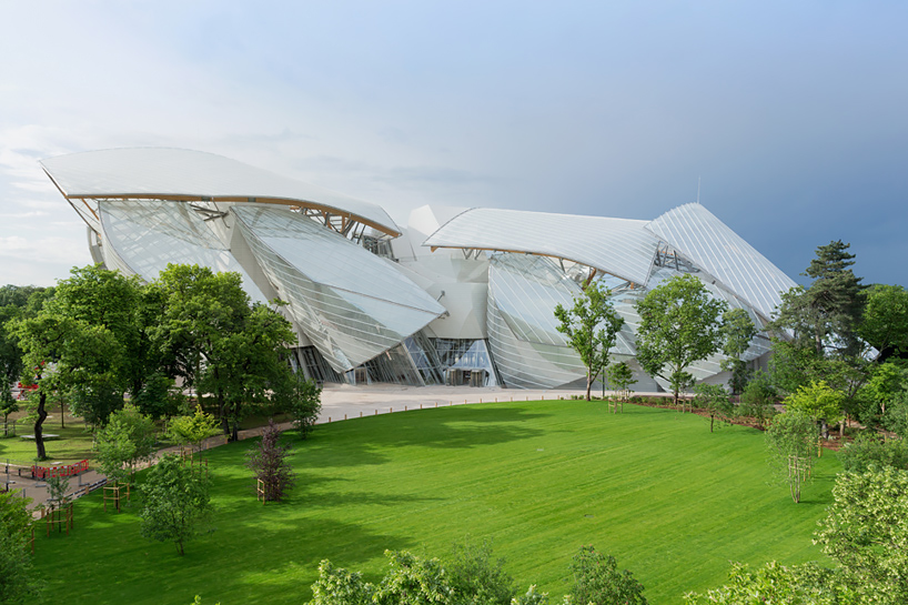 Another Look at Frank Gehry's Fondation Louis Vuitton