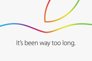 Apple Officially Announces October 16 Event