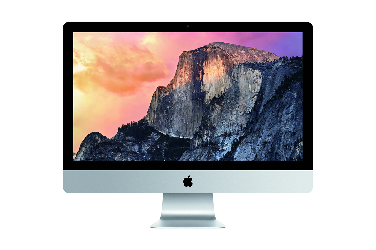 Apple Unveils the 27-Inch iMac with Retina 5K Display