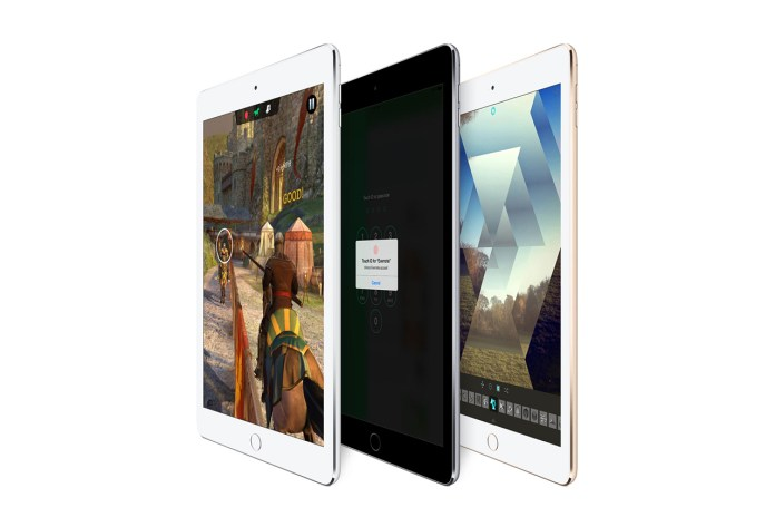 Apple Unveils the iPad Air 2