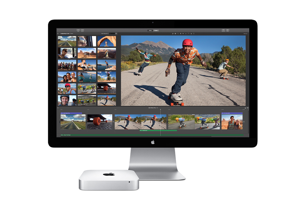 Apple Updates the Mac mini