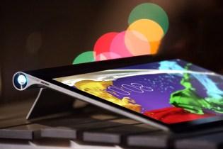Ashton Kutcher and Lenovo Unveil New YOGA Collection