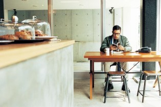 "BEAMS PLUS 2014 Fall/Winter ""COFFEE, PLEASE"" Lookbook"