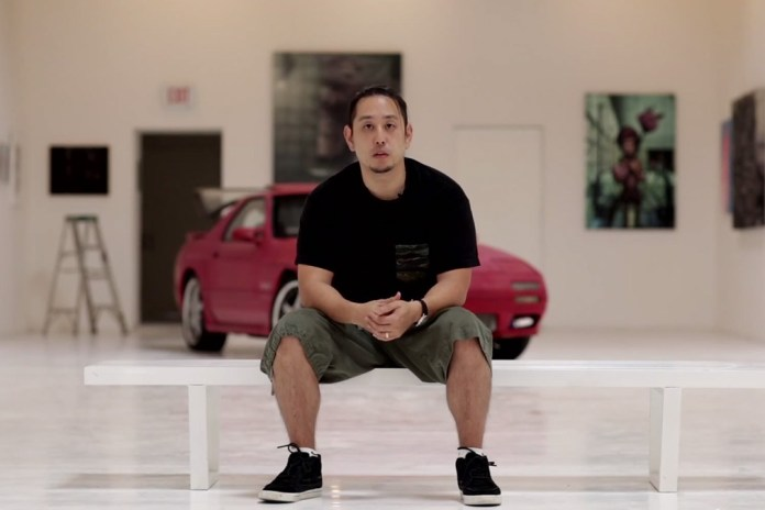 """BEAST ASTRAY"" Art Exhibition at Known Gallery by Joe Hahn of Linkin Park"