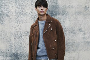 "BEAUTY & YOUTH 2014 Fall/Winter ""Find Your Outerwear"" Lookbook"