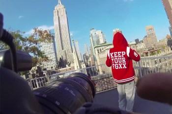 Behind the Scenes of fingercroxx's 2014 Fall/Winter Lookbook
