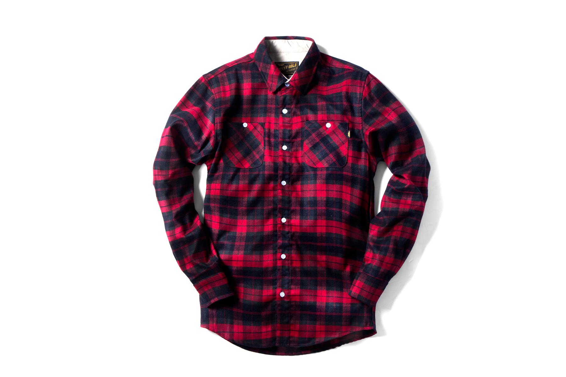 Benny Gold 2014 Fall/Winter Shirts