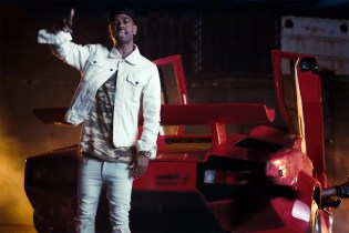 "Big Sean ""Paradise"" Music Video"