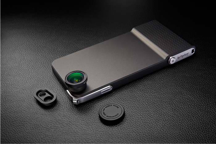 Bitplay SNAP! 6 Transforms the iPhone 6 into a Convenient Point-and-Shoot