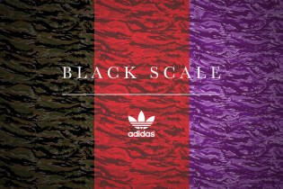 Black Scale x adidas Originals 2014 Fall/Winter Teaser