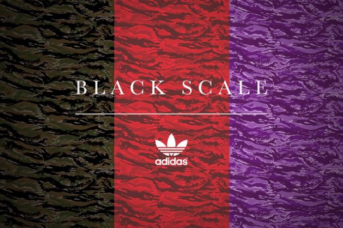 Black Scale x adidas Originals 2014 Fall/Winter Teaser