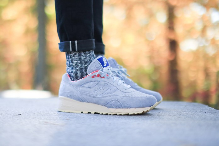 "Bodega x Saucony Elite Shadow 6000 ""Sweater"" Pack"