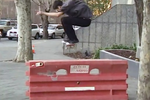 "Butter Goods' ""Indestructible"" Skate Video"